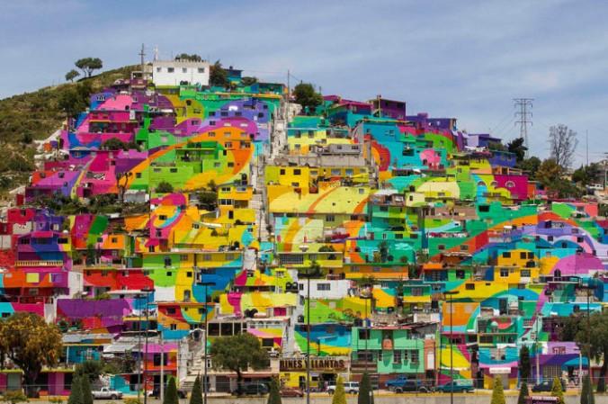 Pachuca Mural