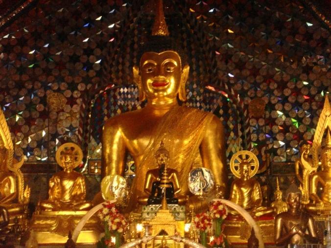 Sri Lankan Buddhist Statue